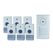 Беспроводная система дверных звонков сигналов RL-0506D