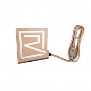 Переходник USB Remax RU-U7 Hub Cardreader (Золотой)