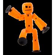 Фигурка для анимационного творчества Stikbot S2 (Оранжевый)