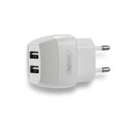 Сетевое зарядное устройство 2 USB 2.1A Flinc Series Remax RU-U29 RP-U29 (Белый)