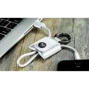Кабель Remax Moss Series Kabel Micro USB-RC-079m (Серебро)