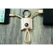 Кабель Remax Moss Series Kabel Micro USB-RC-079m (Золотой)