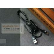 Кабель Remax Moss Series Kabel Micro USB - RC-079m (Черный)