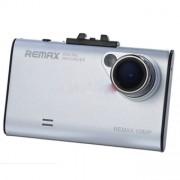 Автомобильный видеорегистратор Remax DVR Recorder CX-01 (Серебро)