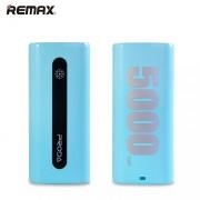 Внешний аккумулятор Remax E5 Series RPL-2 5000mAh (Голубой)
