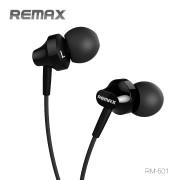 Наушники Remax Earphone RM-501 (Черный)