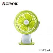 Вентилятор Remax F2 (Зеленый)