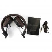 Наушники Remax Headphone RM-100H (Коричневый)
