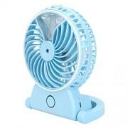 Вентилятор Remax Kawaii Beauty Moisture Fan F9 (Голубой)