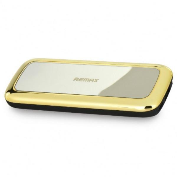 Аккумулятор Remax Mirror RPP-35 5500mAh с зеркальцем (Золото)
