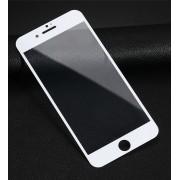 Защитное стекло 3D 5D-20D полноэкранное Premium для iPhone 7 iPhone 8 Phone SE 2020 4,7 дюймов (Белый)
