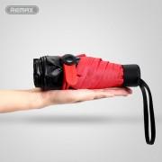 Стильный удобный зонт Remax RT U2 (Красный)