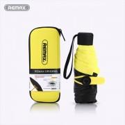 Стильный удобный зонт Remax RT U2 (Желтый)