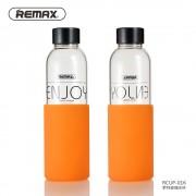 Бутылка Remax RCUP-016 Right glass (Оранжевый)