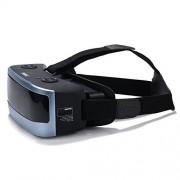 Очки виртуальной реальности Remax Re-Vision All-in-One VR RT-V03 (Голубой)