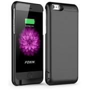 Аккумуляторная батарея-чехол Power case Remax для iPhone7 (Черный)