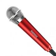 Микрофон Remax Sing Song K RMK-K01 мини (Красный)