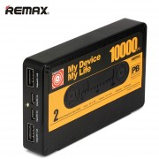 Внешний аккумулятор Remax Tape 10000mAh (Черный)