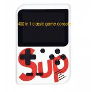 Игровая приставка консоль SUP Gamebox Plus 400 в 1 (Белый)