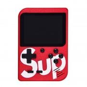 Игровая приставка консоль SUP Gamebox Plus 400 в 1 с джойстиком (Красный)