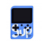 Игровая приставка консоль SUP Gamebox Plus 400 в 1 (Синий)