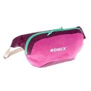 Поясная сумка для путешествий ultra-compakt Romix RH60 (Розовый)