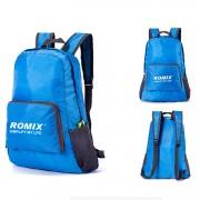 Складной дорожный рюкзак Romix RH27 (Голубой)
