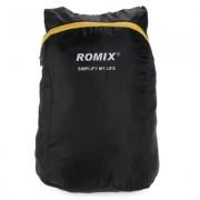 Складной портативный рюкзак Romix RH30 (Черный)