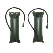 Складная бутылка для путешествий Romix RH71 (Зеленый)