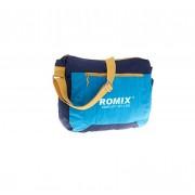 Сумка на плечо для походов ultra-compakt Romix RH61 (Синяя)