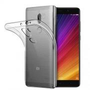 Чехол силиконовый мягкий для Xiaomi Mi5S Plus (Прозрачный)