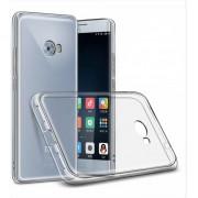 Чехол силиконовый мягкий для Xiaomi Mi Note 2 (Прозрачный)