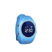 Детские водонепроницаемые часы Smart Baby Watch Q528S (Голубой)