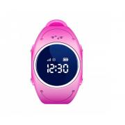 Детские водонепроницаемые часы Smart Watch Q528S (Розовый)