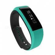 Водонепроницаемый смарт-браслет часы w808s (Зеленый)