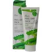 Маска-плёнка с алоэ Ekel Peel Off Pack Aloe 180 мл