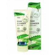 Пенка для умывания с экстрактом алоэ Ekel Aloe Foam Cleanser 180мл