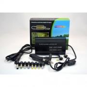 Блок питания LP-507 12V-24V 150W + 8 Насадок Авто+Сеть