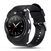 Умные часы Smart UWatch V8 (Черный)