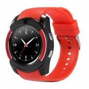 Умные часы Smart UWatch V8 (Красный)