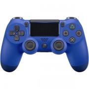 Беспроводной Bluetooth контроллер DualShock 4 для PlayStation 4 (Синий)