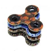 Игрушка-антистресс Spinner Спиннер крутилка керамический (Разные цвета)
