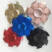 Игрушка-антистресс Spinner Спиннер крутилка Rose Turbine пластик (Разные цвета)