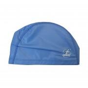 Шапочка для плавания полиуретановая PU30 (синяя)