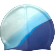Шапочка для плавания силиконовая мультиколор TX700