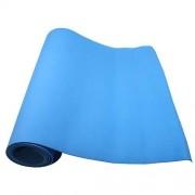 Коврик для йоги и фитнеса YL-Sports 173*61*0,4см BB8311, голубой