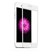 Матовое защитное стекло для iPhone 7, 7S, 8 (Белый)