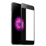 Матовое защитное стекло для iPhone 7, 7S, 8 (Черный)
