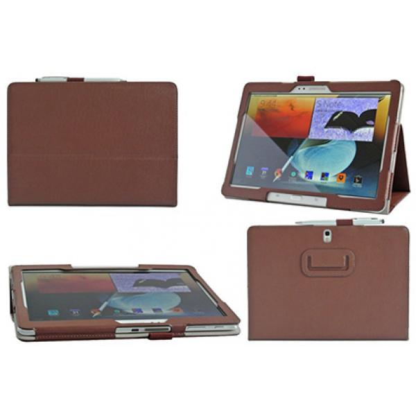 Чехол книжка Classic для планшета Supra M145G (коричневый)