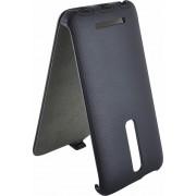 Чехол armor Флип-кейс для Asus Zenfone 2 /5.0 (Черный)
